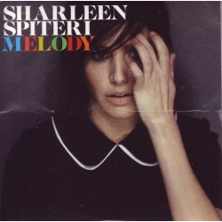 Sharleen Spiteri ‎– Melody - CD Single Promo