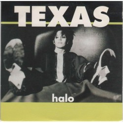 Texas ‎– Halo- CD Single Promo