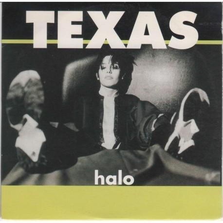 Texas – Halo- CD Single Promo