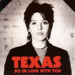 Texas ‎– So In Love With You - CD Single