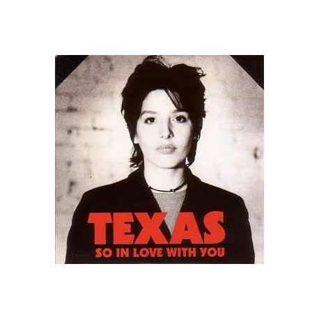 Texas – So In Love With You - CD Single