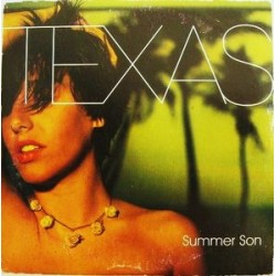 Texas ‎– Summer Son - CD Single