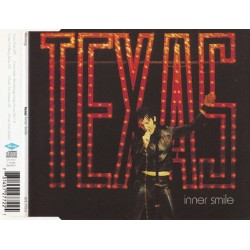Texas ‎– Inner Smile - CD Maxi Single