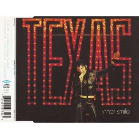 Texas – Inner Smile - CD Maxi Single