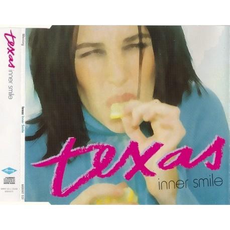 Texas – Inner Smile - CD Maxi Single Promo