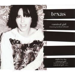 Texas ‎– Carnival Girl - CD Maxi Single