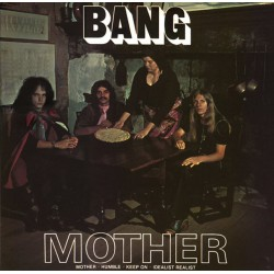 Bang - Mother / Bow To The King - LP Vinyl Gatefold