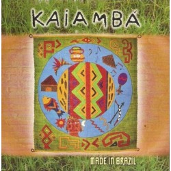Kaiamba ‎– Made In Brazil - LP Vinyl