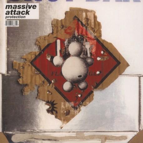 Massive Attack – Protection - LP Vinyl