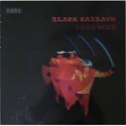 Black Sabbath ‎– Paranoid - LP Vinyl