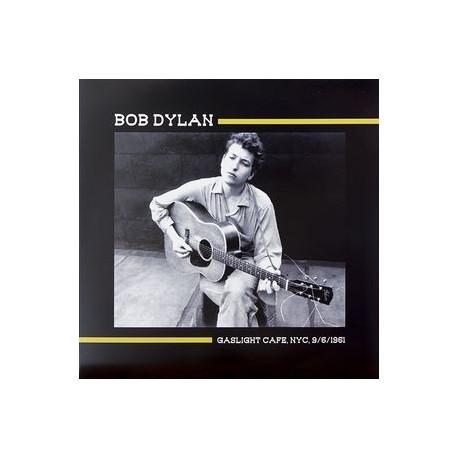 Bob Dylan – Gaslight Cafe, NYC, 9/6/1961 - LP Vinyl