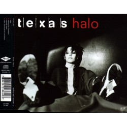 Texas ‎– Halo- CD Maxi Single
