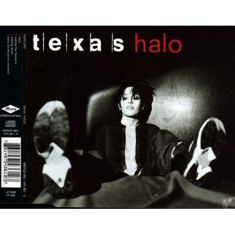 Texas – Halo- CD Maxi Single