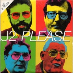 U2 - Please - CD Single