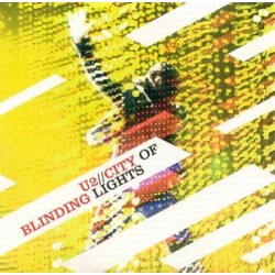 U2 ‎– City Of Blinding Lights - CD Single