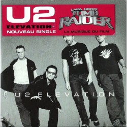 U2 ‎– Elevation - CD Single