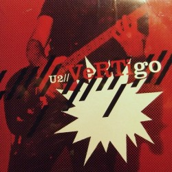 U2 ‎– Vertigo - CD Single