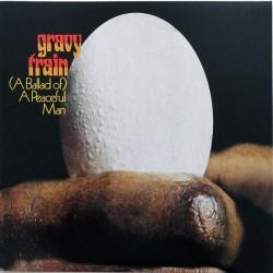 Gravy Train – (A Ballad Of) A Peaceful Man - LP Vinyl Gatefold