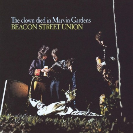 Beacon Street Union ‎– The Clown Died In Marvin Gardens - LP Vinyl
