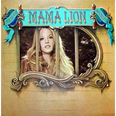 Mama Lion ‎– Preserve Wildlife - LP Vinyl Gatefold