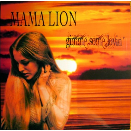 Mama Lion ‎– Gimme Some Lovin' - LP Vinyl Coloured