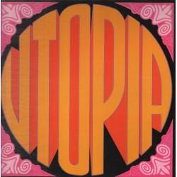 Utopia -  Utopia - LP Vinyl Gatefold - Psychedelic Rock