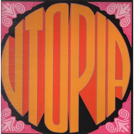 Utopia -  Utopia - LP Vinyl Gatefold