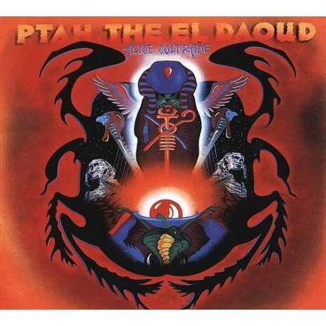 Alice Coltrane – Ptah, The El Daoud - LP Vinyl