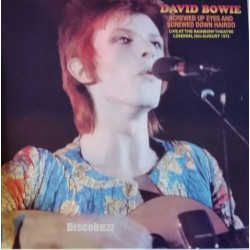 David Bowie ‎– Screwed Up Eyes And Screwed Down Hairdo - Double LP Vinyl Coloured