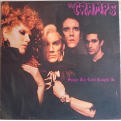The Cramps ‎– Songs The Lord Taught Us - LP Vinyl