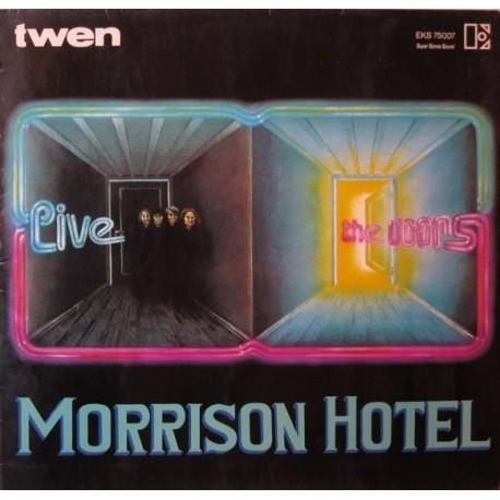 The Doors – Morrison Hotel - Live - Twen - LP Vinyl