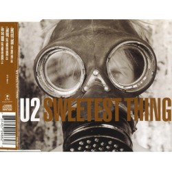 U2 ‎– Sweetest Thing - CD Maxi Single