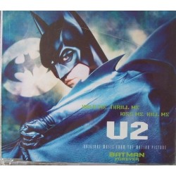 U2 ‎– Hold Me, Thrill Me, Kiss Me, Kill Me - CD Maxi Single