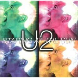 U2 ‎– Staring At The Sun - CD Maxi Single - Digipak
