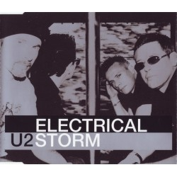 U2 ‎– Electrical Storm -CD1 - CD Maxi Single