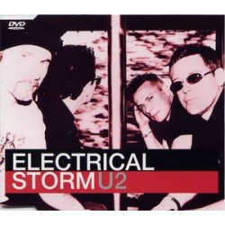 U2 ‎– Electrical Storm - DVD Single
