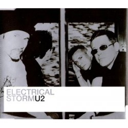 U2 ‎– Electrical Storm  - CD Maxi Single Promo