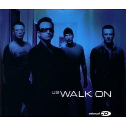 U2 ‎– Walk On - CD Maxi Single - Enhanced, CD2
