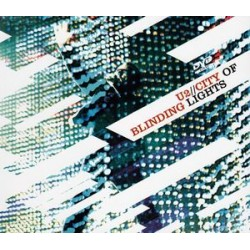 U2 – City Of Blinding Lights - DVD Single Australia