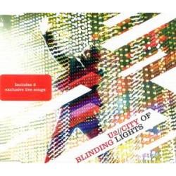 U2 – City Of Blinding Lights - CD Maxi Single Australia