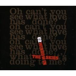 U2 – Window In The Skies - CD Maxi Single UK