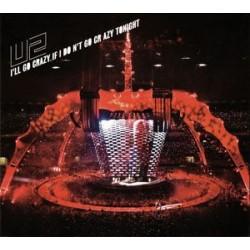 U2 – I'll Go Crazy If I Don't Go Crazy Tonight - CD i Single Digipak