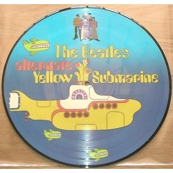 The Beatles ‎– Alternate Yellow Submarine - LPVinyl - Picture Disc
