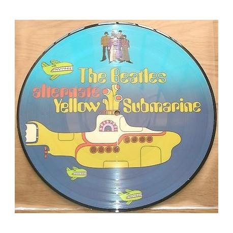 The Beatles – Alternate Yellow Submarine - LPVinyl - Picture Disc