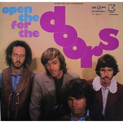 The Doors ‎– Waiting For The Sun - Open The Doors For The Doors - LP Vinyl
