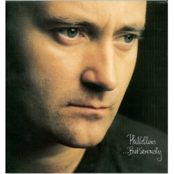 Phil Collins ( Genesis ) ‎– ...But Seriously - LP Vinyl