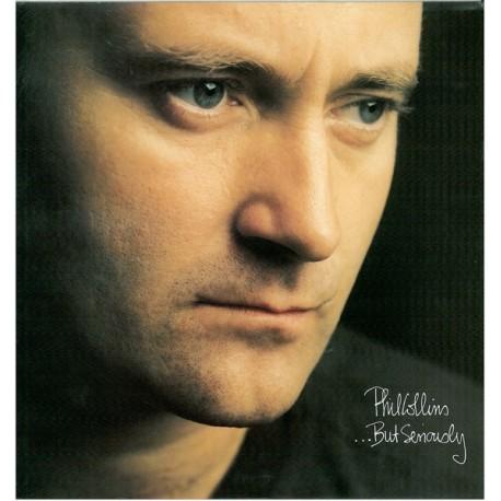 Phil Collins ( Genesis ) – ...But Seriously - LP Vinyl