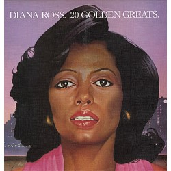 Diana Ross ‎– 20 Golden Greats - LP Vinyl