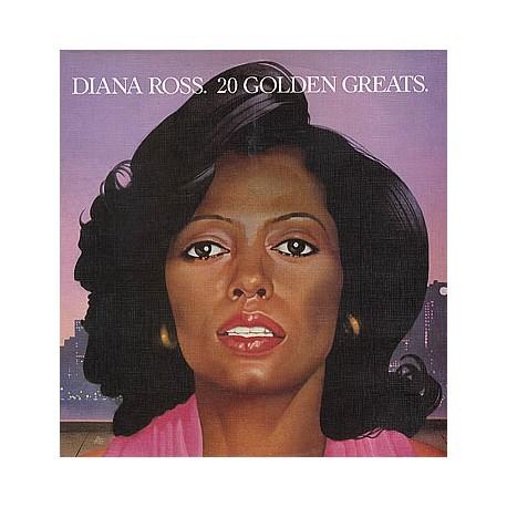 Diana Ross – 20 Golden Greats - LP Vinyl