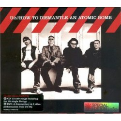 U2 – How To Dismantle An Atomic Bomb - CD + DVD - Special Edition